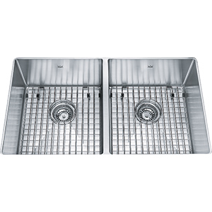 Designer | KCUD33/9-10BG | Stainless Steel | Sinks