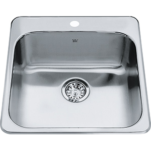 Steel Queen | QSL2020-8-1 | Stainless Steel | Sinks