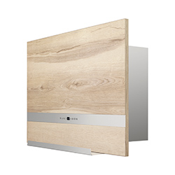 Nature | WOOD FLAT 800 | Light oak | Hoods