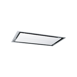 HIGH CONFIDENCE PLUS | HIGH CONFIDENCE PLUS 900 VERRE BL | Inox / verre blanc | Hottes