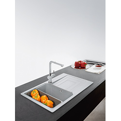 Urban | UBG 611-86 | Fragranite Graphite | Sinks