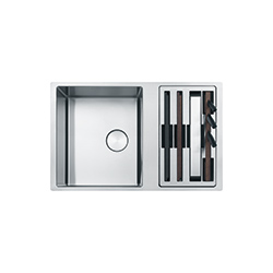 Box Center | BWX 120-41-27 | Stainless Steel | Sinks