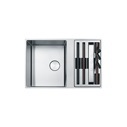 Box Center | BWX 220-41-27 | Stainless Steel | Sinks