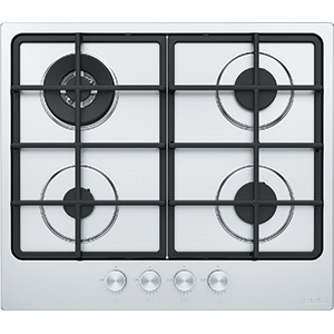 Smart | FHSM 604 3G DC XS C | Stainless Steel | Cooking Hobs