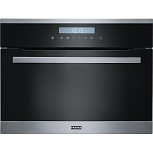 Onyx 1.0 | FDO6200BX | Stainless Steel-Glass Black | Ovens