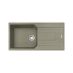 Urban | UBG 611-100 | Fragranite Sage Grey | Sinks