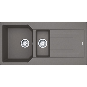 Urban | UBG 651-100 | Fragranite Orion Grey | Izlietnes