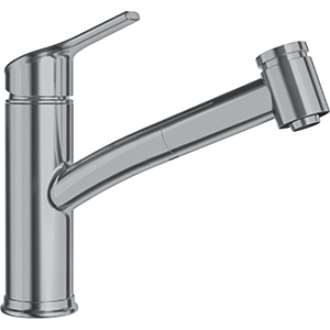Ambient | Pull Out Spray | Satin Nickel | Faucets