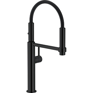 Pescara | FF2800 | Matt Black | Faucets