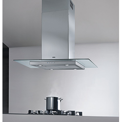 Glass Linear | FGL 925 I XS NP | Stainless Steel-Glass | Hoods