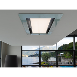 Ceiling | FMYCF 906 WH | Glass | Hoods