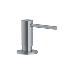 Active | Soap dispenser | Satin Nickel