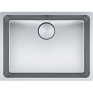 Mythos | MYX 110-55 | Stainless Steel | Sinks