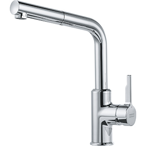 Urban | Pull Out Nozzle | Chrome | Taps