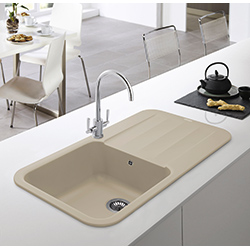 Pebel | PBG 611-97 | Fragranite Coffee | Sinks