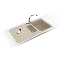 Basis | BFG 651 | Fragranite Coffee | Sinks