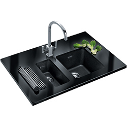 Kubus | KBG 110 34 | Fragranite Onyx | Sinks