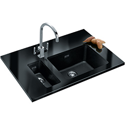 Kubus | KBG 110 50 | Fragranite Onyx | Sinks