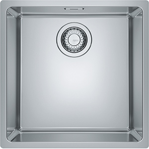 Felix | FEX 110-40 | Stainless Steel | Sinks