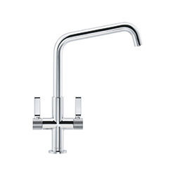 Textura | Swivel Spout | Chrome | Taps