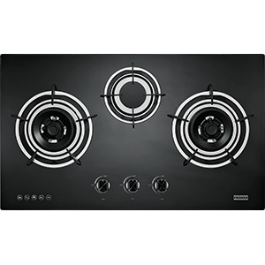Onyx 1.0 | JZT-FG8312 | Glass Black | Cooking Hobs