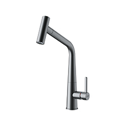 Icon | Pull Out Spray | Decor Steel | Taps