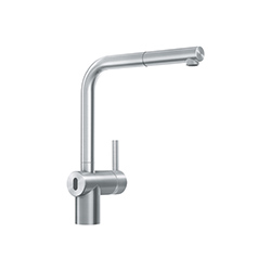 Atlas Neo Sensor | Pull Out Nozzle | Stainless Steel | Taps