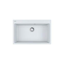 Centro | CNG 610-73 | Fragranit+ Blanc artic | Eviers