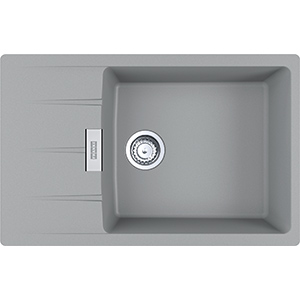 Centro | CNG 611-78 XL | Fragranite Stone Grey | Sinks