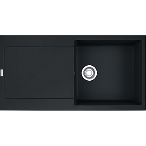 Maris | MRG 611-100 | Fragranite Matte Black | Lavelli