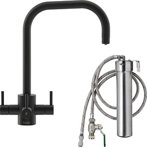 Swivel Spout | Matt Black
