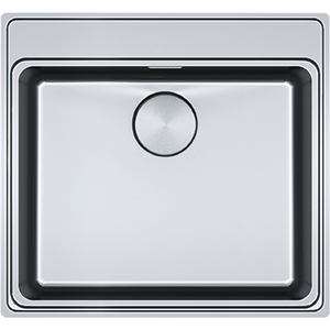 Mythos | MYX 210 TPL SS | Stainless Steel | Sinks