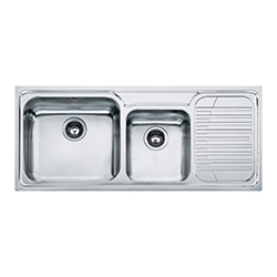 Galassia | GAX 621 | Stainless Steel | Sinks