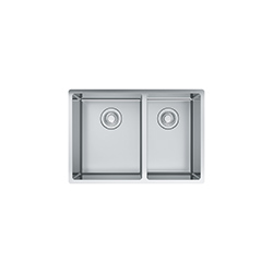 Cube | CUX160-24-CA | Stainless Steel | Sinks