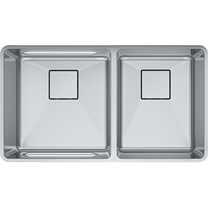 Pescara | PTX160-31-CA | Stainless Steel | Sinks