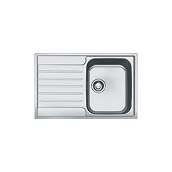 Argos | AGX 611-78 | Stainless Steel | Sinks