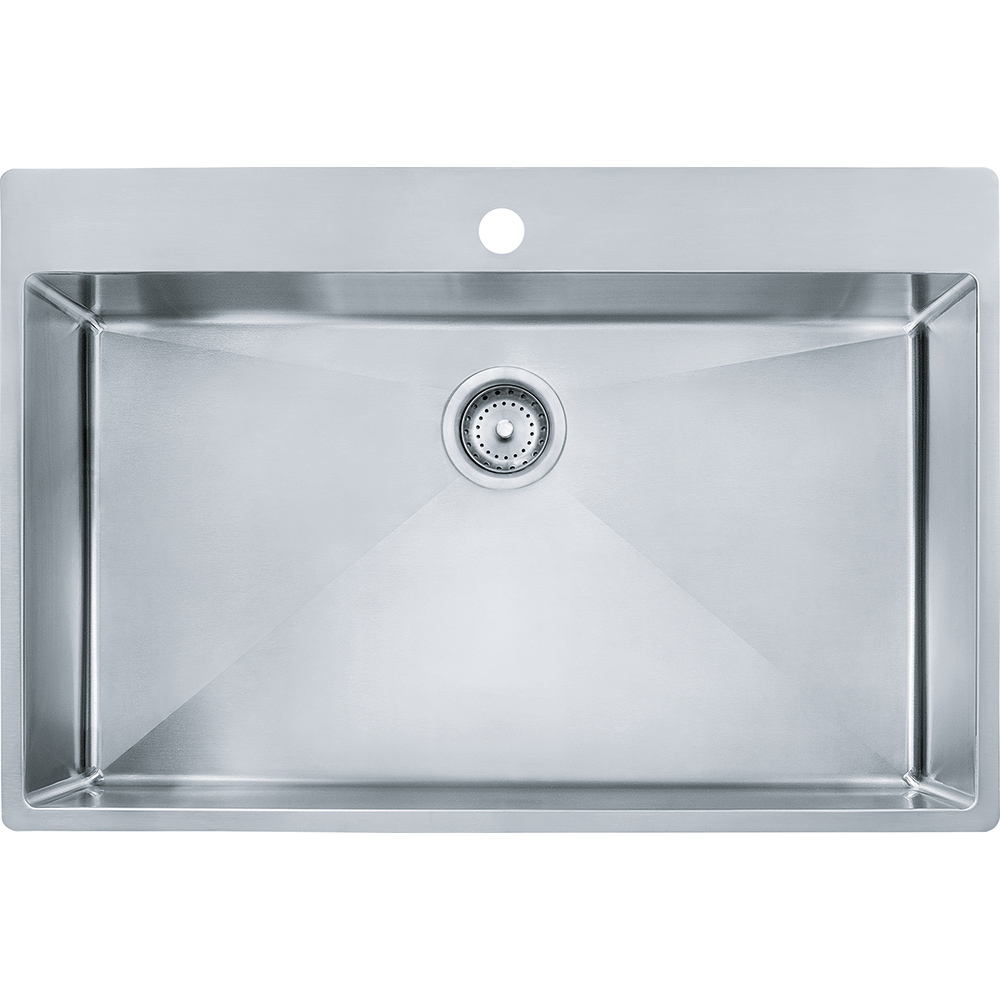 Franke Vector Sink : Vector / HFS2522-1 / Stainless Steel / Sinks